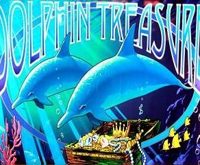 Dolphin Treasure Slot Machine Free Play