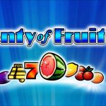 Plenty of Fruit 40 vlt slot