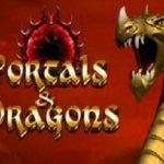 Portals & Dragons video slot