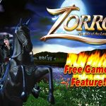 Zorro: The Tale of the Lost Gold slots