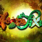 Acorn Pixie logo Bally